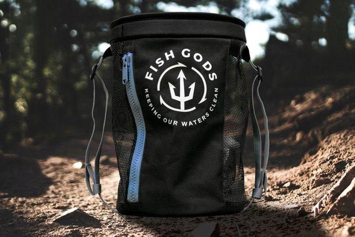 Collapsible Adventurer Garbage Bags