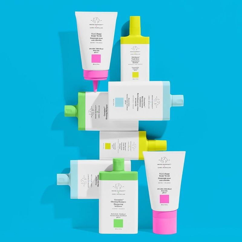 Free-From Hair Care Collections