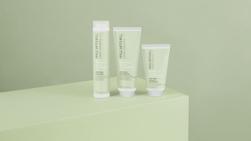 Clean Haircare Collections