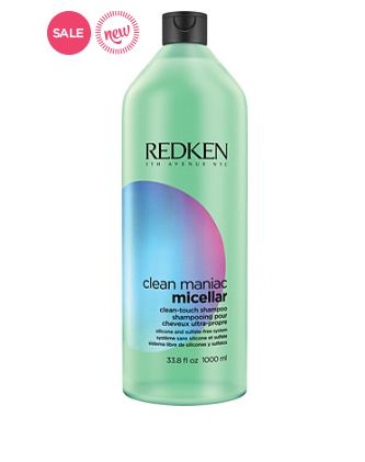 Micellar Water-Based Shampoos