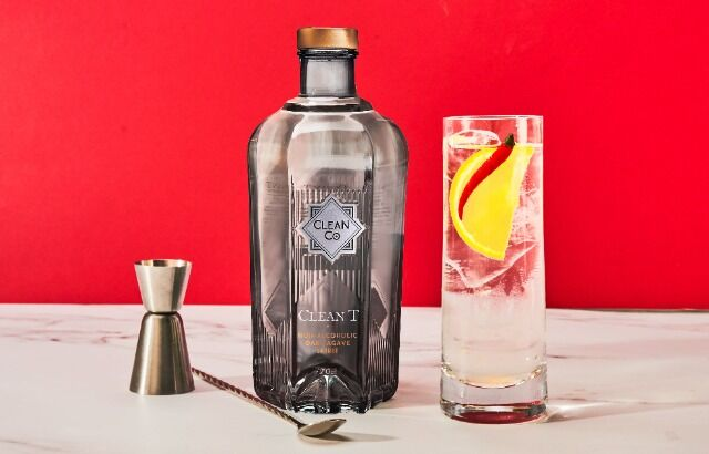 Alcohol-Free Tequila Spirits