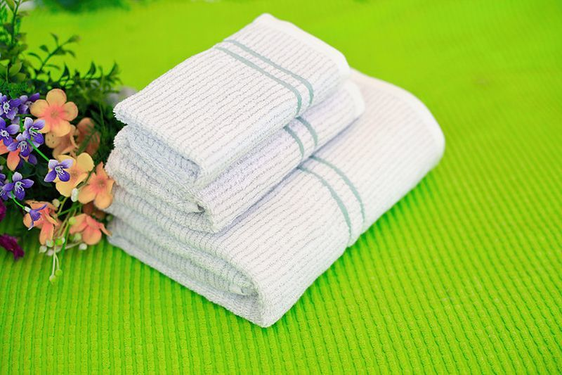 Self-Cleaning Bamboo Towels