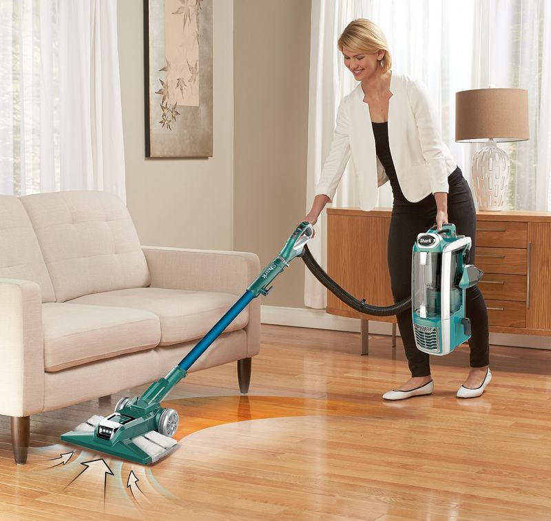 Three-in-One Home Vacuums