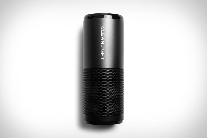 UV-Powered Portable Air Purifiers