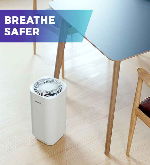 UVC-Equipped Air Purifiers