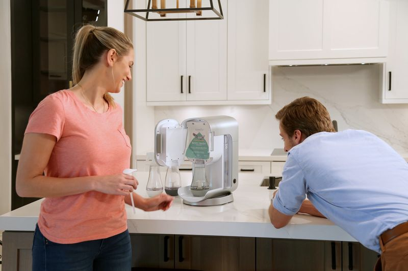 DIY Cleaning Product Appliances