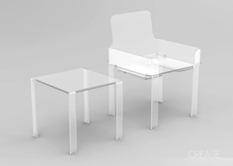 Transparent Acrylic Furniture