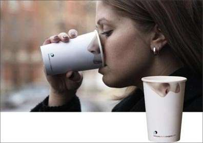 Clever Cupvertising