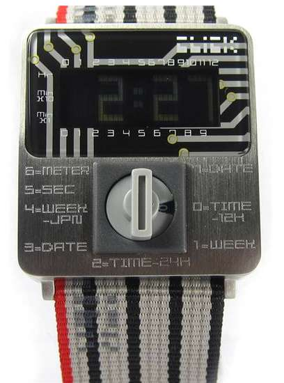 Circuit Board Timekeepers