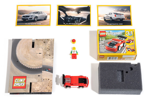 Strategic LEGO Kit Mailers