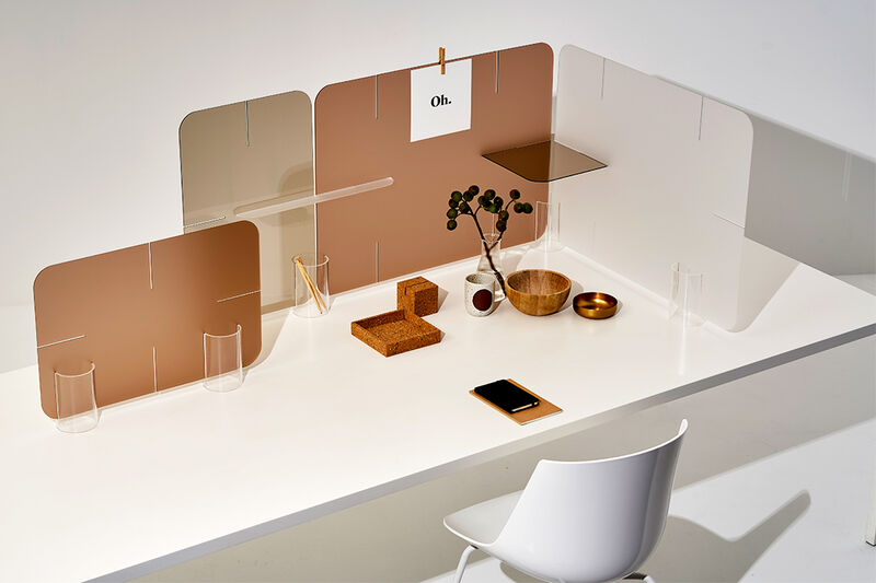 Workspace-Separating Accessories
