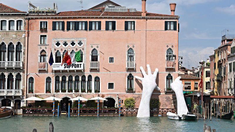 Climate Change Sculptures