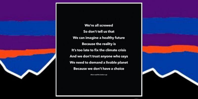 Reversible Climate Crisis Poems