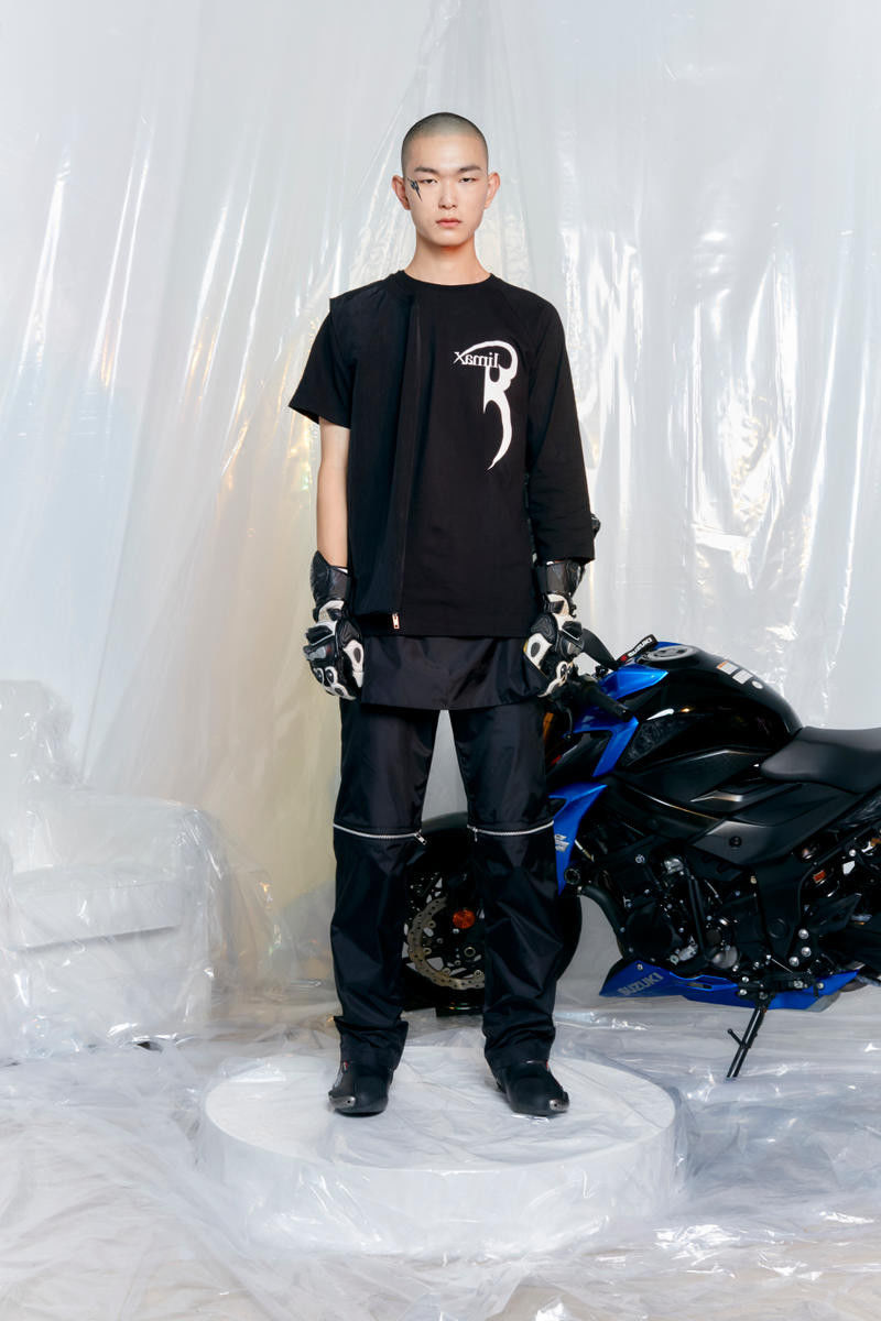 Motorcycle-Inspired Fall Apparel