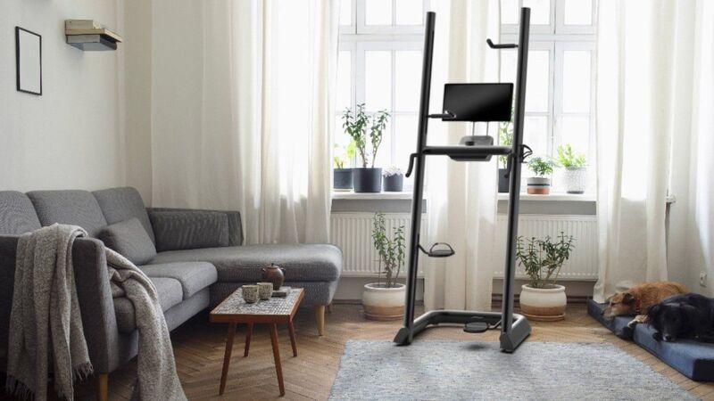 Posture-Optimizing Climbing Machines