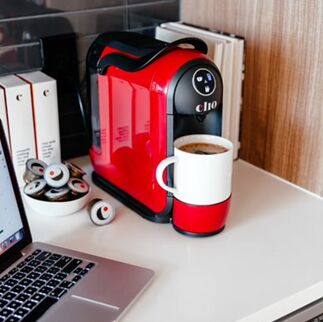 Coffee-Branded Postponed Trip Contests