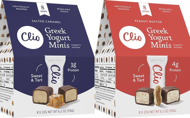Yogurt-Packed Snack Bites