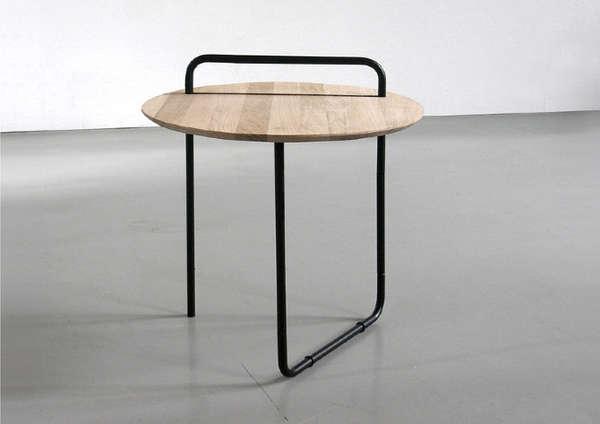 Disassembling Side Tables