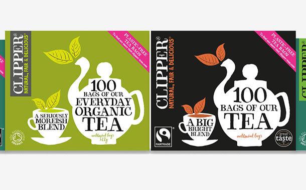 Eco-Conscious Tea Packaging