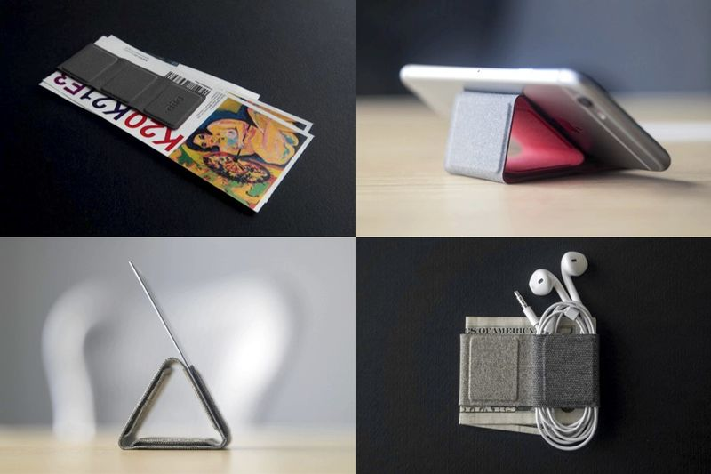 Magnetic Multipurpose Wallets