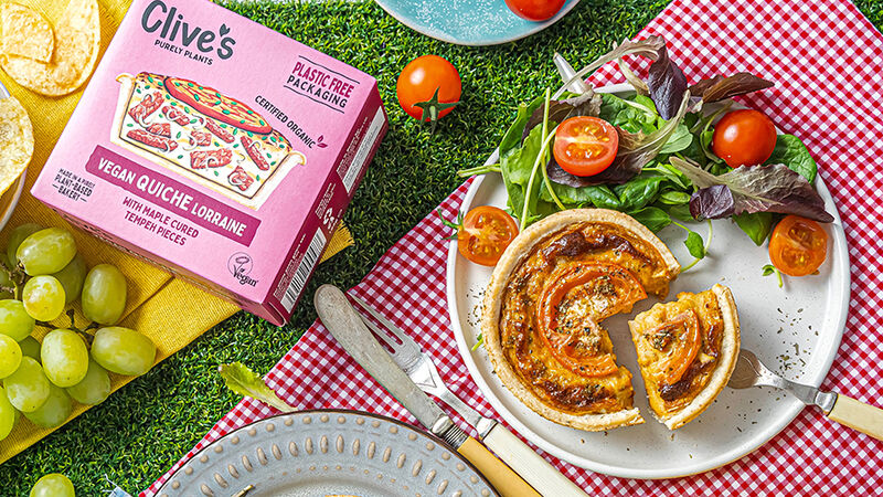 UK-Inspired Plant-Based Pies