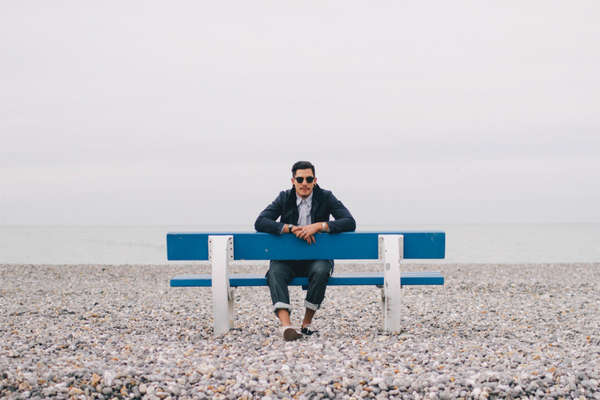 Overcast Boardwalk Lookbooks