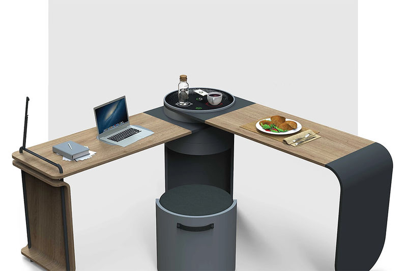 Food Waste-Recycling Workstations
