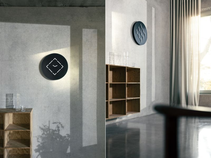 Ever-Changing Wall Clocks