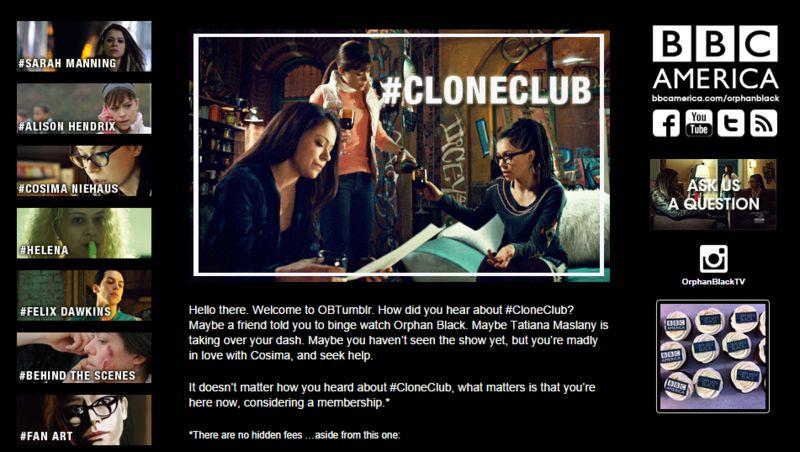 Social Sci-Fi Fan Clubs