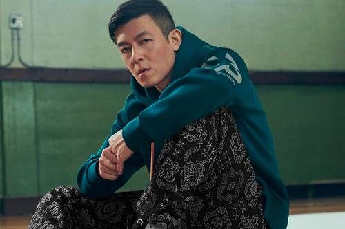 Actor-Showcased Sporty Fashion