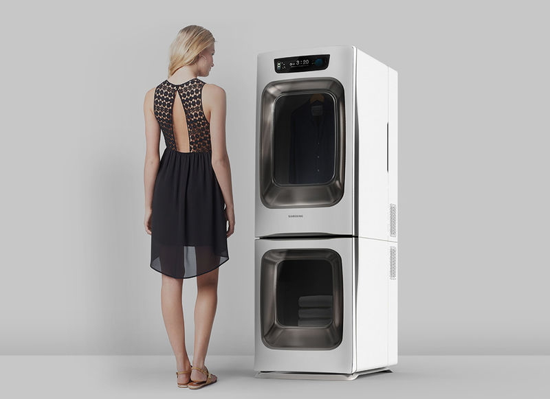 Microwave Clothes Cleaners