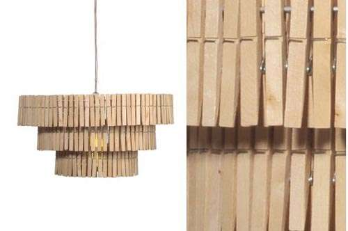 Recycled Wooden Fixtures