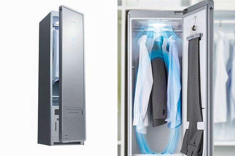 Dual-Purpose Clothing Purifiers