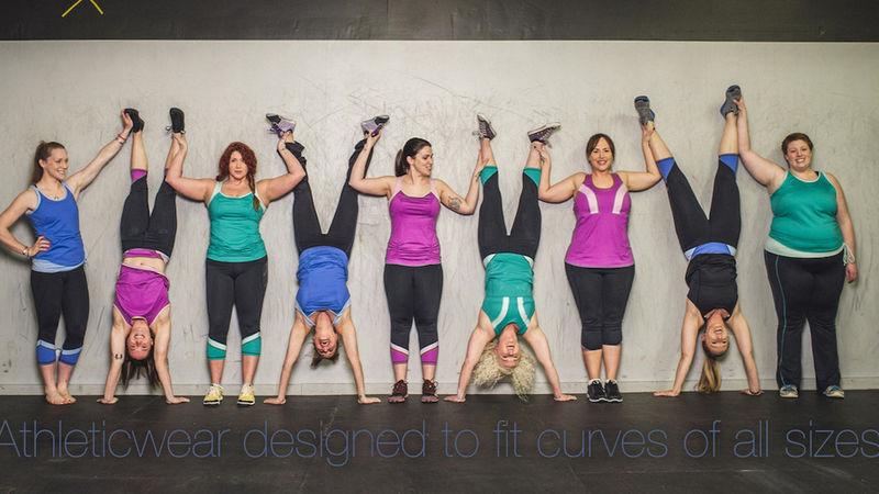 Body Positive Athletic Wear