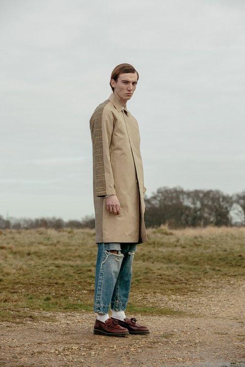 Re-Imagined Utilitarian Fashion