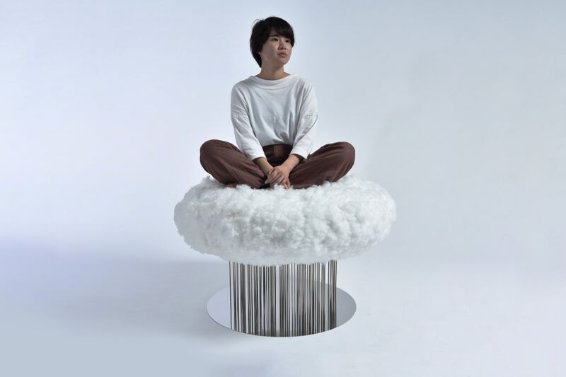 Illusory Floating Cloud Seats