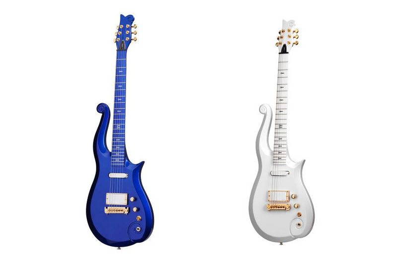Iconic Uniquely Shaped Guitars