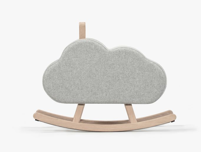 Cloud Rocking Horses