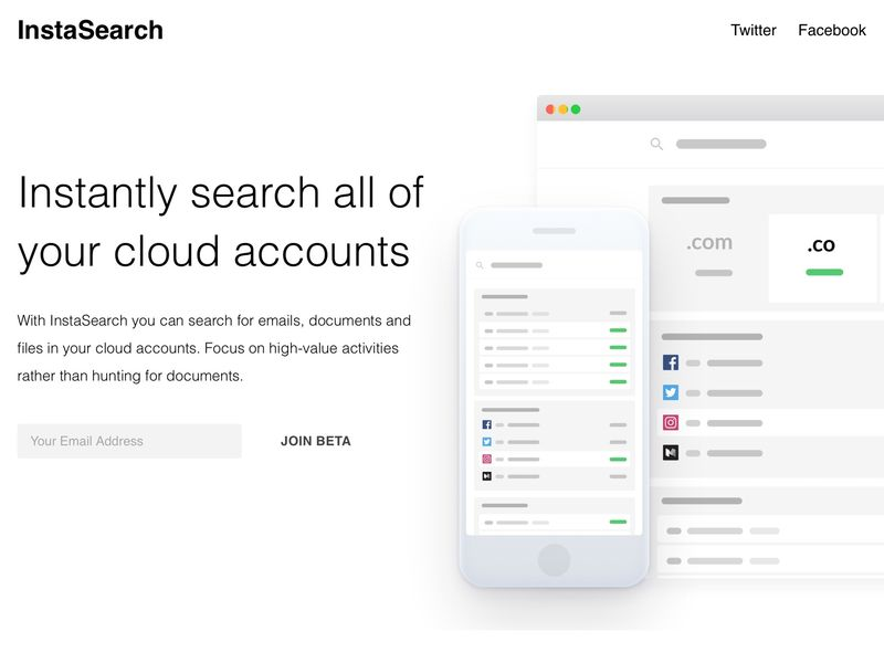 Cloud Storage Search Platforms