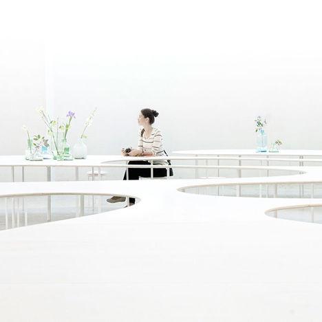 Self-Charging Cloud Tables