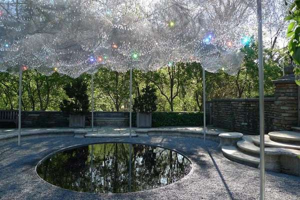Overcast Crystal Installations
