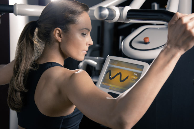Cloud-Connected Gym Services