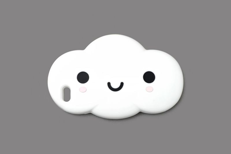 Adorable Cloud-Inspired Phone Cases