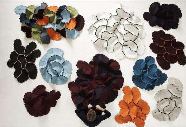 Modular Fabric Tiles