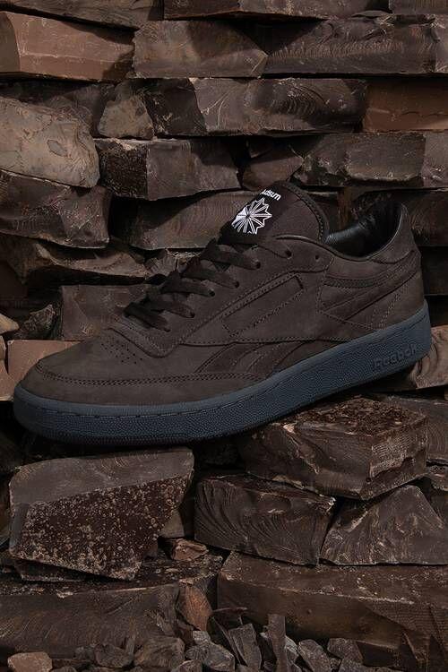 Chocolate-Inspired Tonal Sneakers
