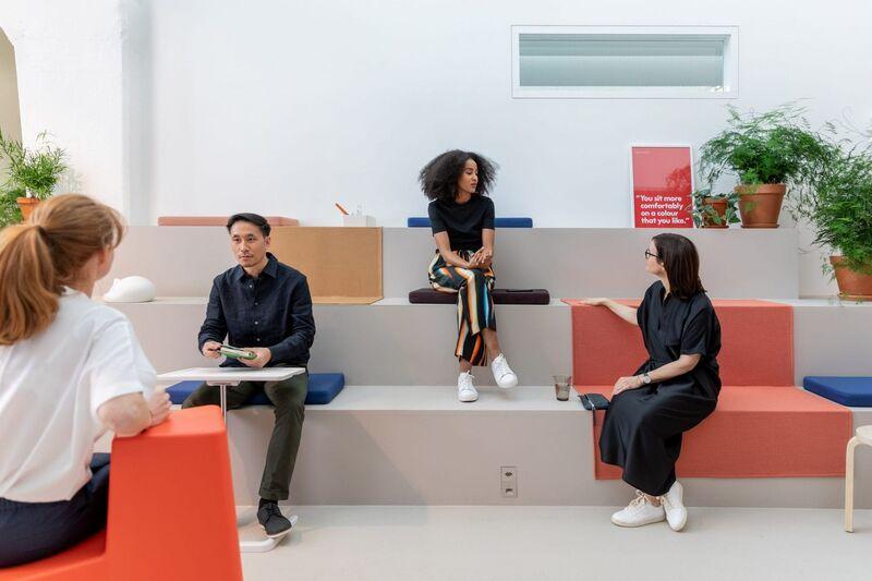Design-Forward Flexible Workplaces
