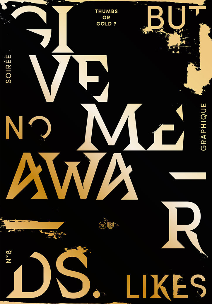 Typographic Club Posters