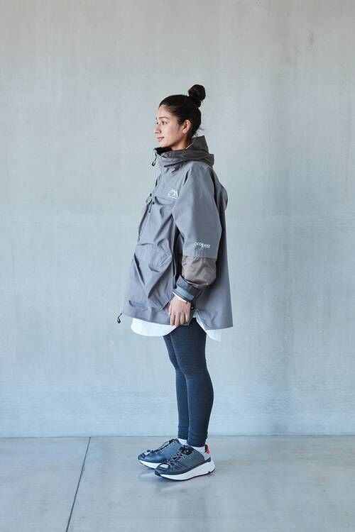 Packable Functional Fall Outerwear