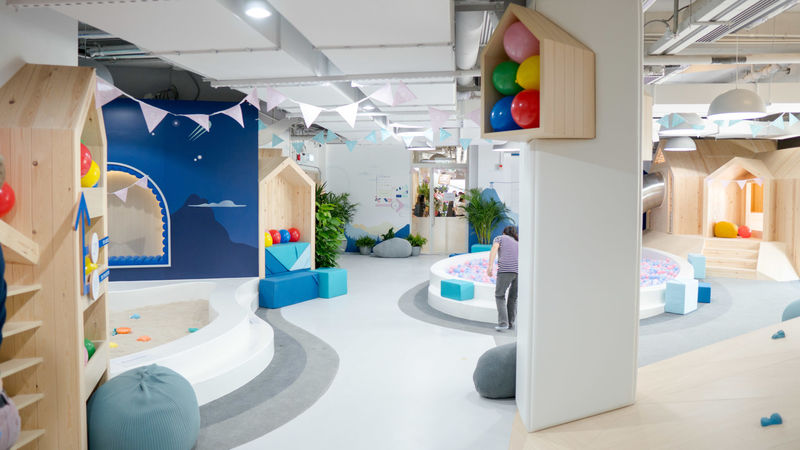 Co-Learning Concept Spaces : co learning