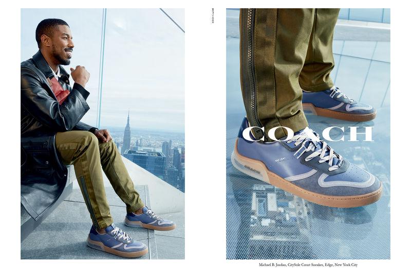 Sportswear-Informed Sneakers